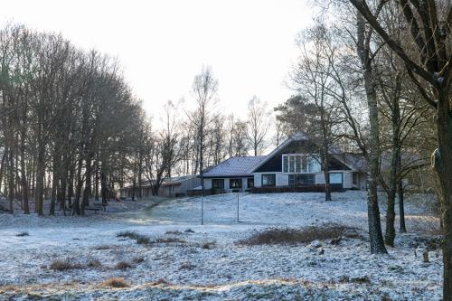 Winter Hunehuis