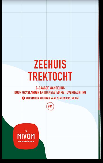 Trektochtkaart Zeehuis